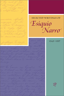 Narro front cover